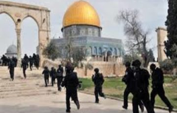 Al-Aqsa Mosque raided by tens of thousands of Jewish settlers last year