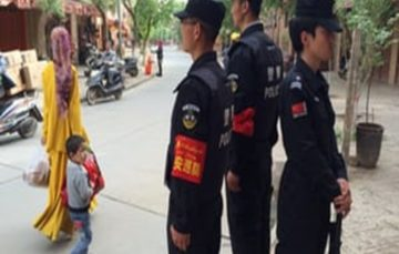 China 'holding at least 120,000 Uighurs in re-education camps'