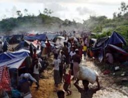 UNICEF concerned about Rohingya Refugees as cyclone season looms