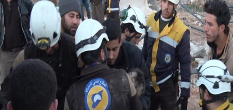 Sources: Syria regime targeting civilians in Eastern Ghouta