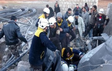 23 killed, scores injured in explosion in Syria's Idlib