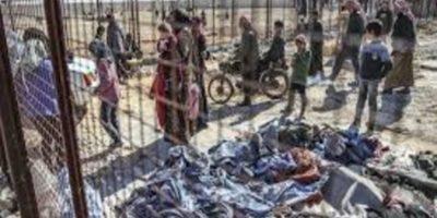 232 People Tortured To Death In Syria Last Year Cii Radio