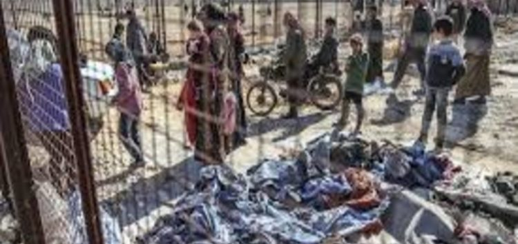 232 people tortured to death in Syria last year