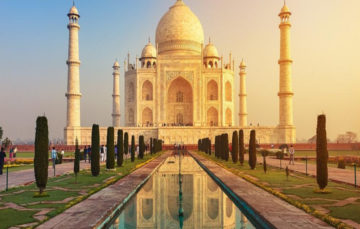 Visitors to India's Taj Mahal limited in bid to save the monument