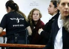 Teen activist Ahed Tamimi Ahed Tamimi faces months in Israeli prison