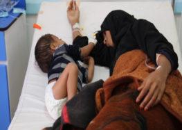 Yemen's children face famine amid 'worst diphtheria outbreak'