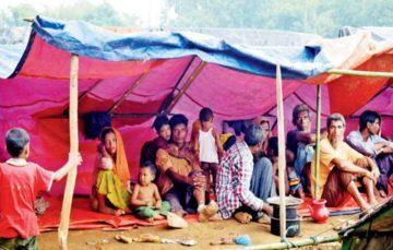 Report: Hundreds of Rohingya villages destroyed