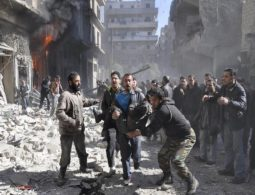 Syria is under siege: 250 civilian deaths recorded over the last 48 hours