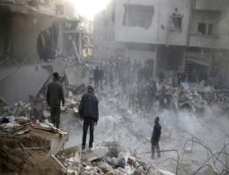 More than 400 killed in Eastern Ghouta