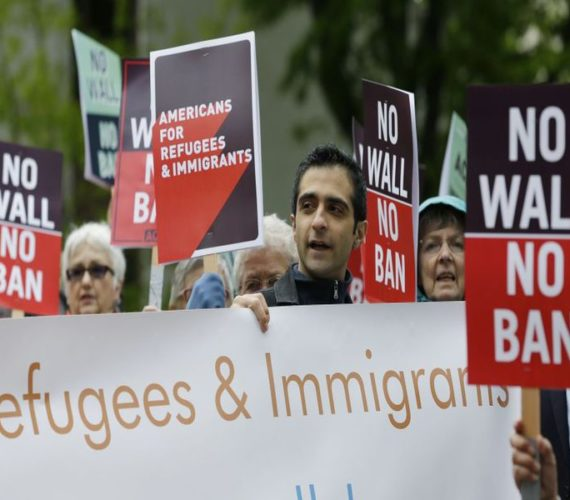 US court says travel ban discriminates against Muslims
