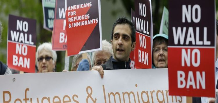 US court says travel ban discriminates against Muslims
