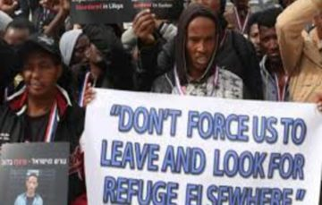 African migrants in Israel opt for jail over deportation