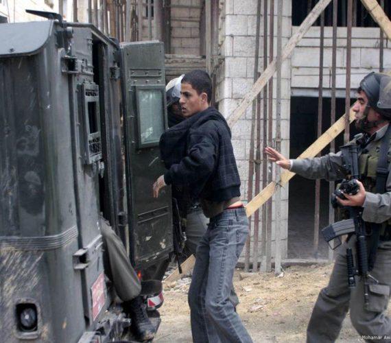 60% of Palestine children arrested by Israel tortured