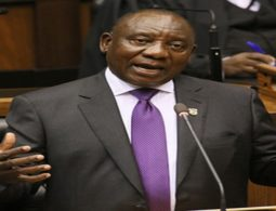 Cyril Ramphosa's foreign policy procedures