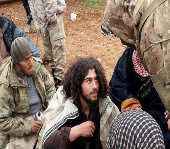 Arrested Daesh terrorists confess tie with Assad regime