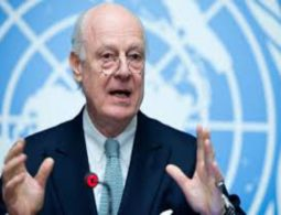 UN special envoy: Syrian violence is worst in four years