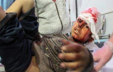 Syrians 'mentally preparing to die' as bombs rain on Eastern Ghouta