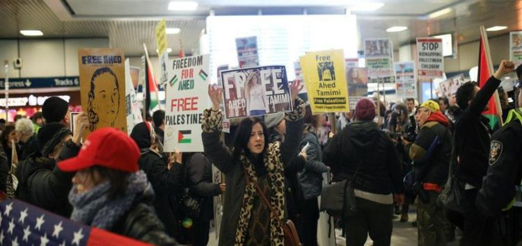 1.7 million people sign online petition for Ahed Tamimi's release