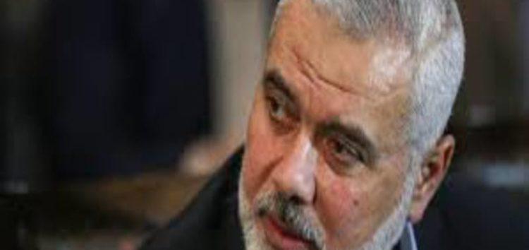Trump blunders with US terror listing of Hamas leader Haniyeh