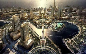 Political instability may slow progress of Saudi mega-city