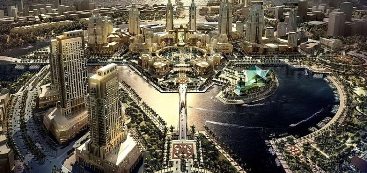 Political instability may slow progress of Saudi mega-city