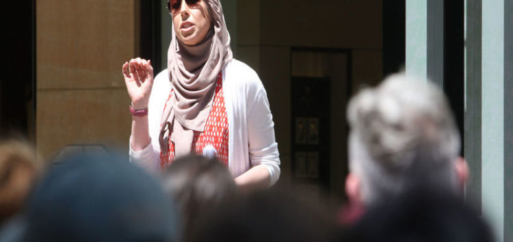 First Muslim woman running for mayor in the city of Rochester receives death threats