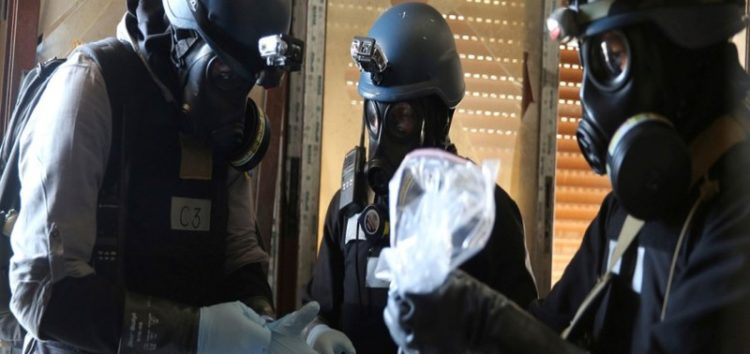 Report reveals North Korea helping Syria make chemical weapons