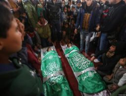 Gaza: 2 Palestinian teens killed in Israeli raids