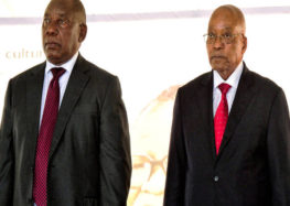 Day Three: Talks between President Zuma and his Deputy continue