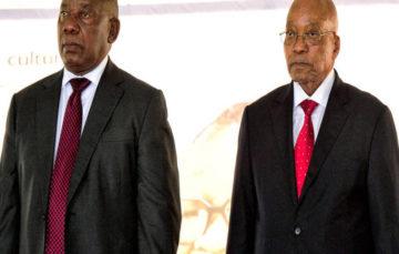 Day Three: Talks between President Zuma and his Deputy continue