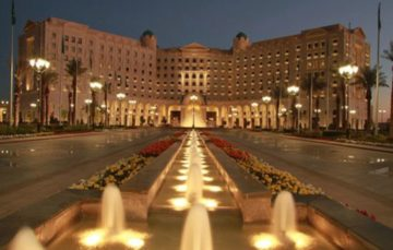 Luxury Ritz Hotel reopens after stint as gilded prison of princes