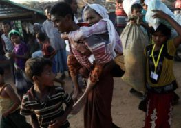 Still no sign of return for Rohingya Refugees