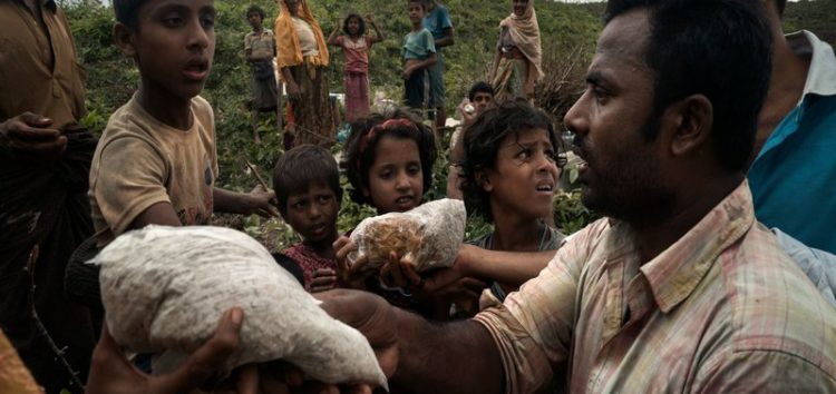 UN human rights chief decries lack of concern about Rohingya plight