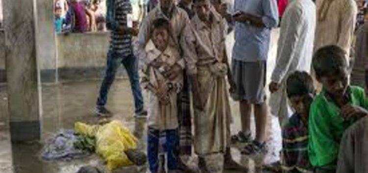 3 Rohingya refugee children killed as boat capsizes