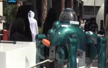 Dubai Police unveils the 'Smart Dog'