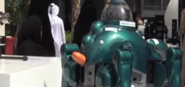 Dubai Police unveils the 'Smart Dog'