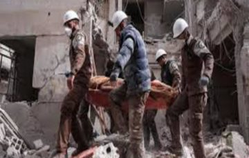 Assad regime targets E. Ghouta with gas despite recent UN cease-fire resolution