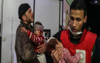 Death toll rises to 100 in Assad regime raids on Eastern Ghouta