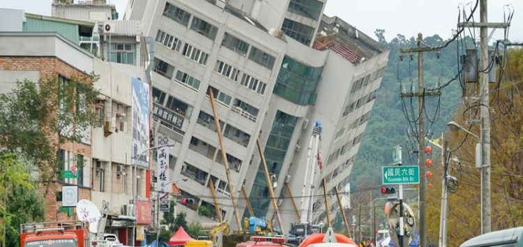 Emergency recovery operation launched after 6.4 magnitude earthquake claims 4 lives in Taiwan