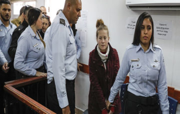 Israel extends detention of Ahed Tamimi and her mother