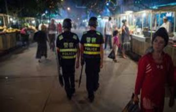 HRW: China Is Using Big Data to Repress its Muslim Uighur Population