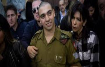 Elor Azaria, the IDF soldier who 'executed' wounded Palestinian has sentence reduced for 2nd time