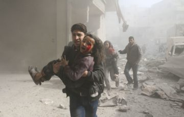 Dozens injured in chemical attack on Eastern Ghouta