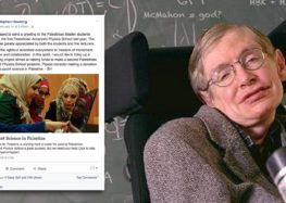 Renowned physicist Stephen Hawking will be remembered for his achievements and strong support of the Palestinian cause