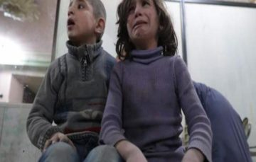 Air strike on Eastern Ghouta school leaves 15 children dead