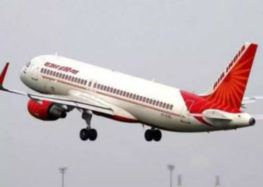 Air India makes historic journey to Israel,flys over Saudi Arabia