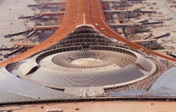 Standby for the pilot opening of Jeddah's new international airport soon