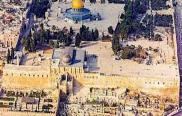Palestinians urge Muslims worldwide to safeguard Masjid Al-Aqsa