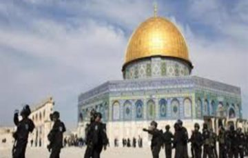 96 Israel violations against Al-Aqsa, Al-Ibrahimi Mosques in February