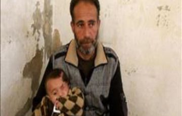 Remember baby Karim? He lives underground, like thousands of Syrians, to elude the siege on Eastern Ghouta
